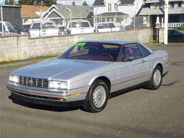1987 Cadillac Allante | 992810