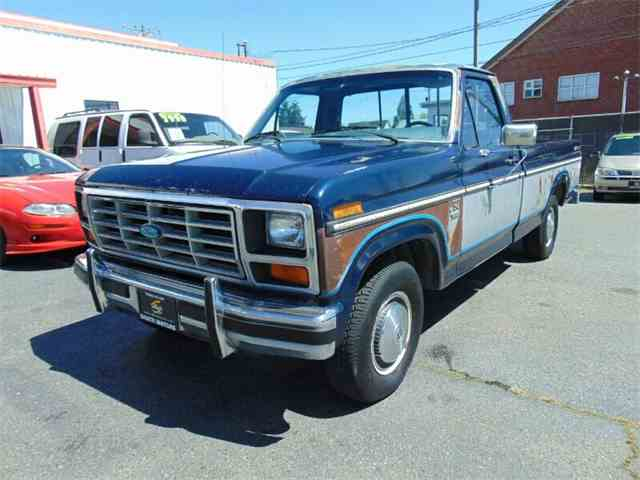 1985 Ford F150 | 992812