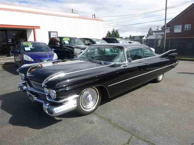 1959 Cadillac Coupe De Ville Coupe | 992814