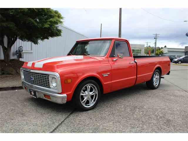 1971 Chevrolet C/K 10 | 992815