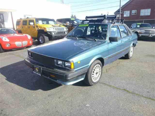 1984 Audi 4000 | 992822