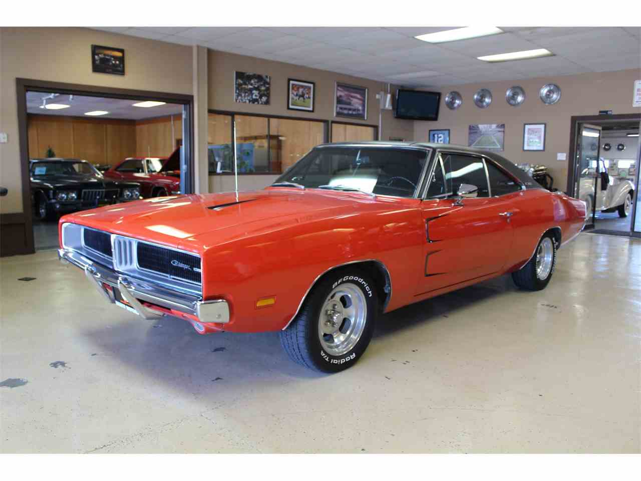1969 dodge charger for sale cc 992826. Black Bedroom Furniture Sets. Home Design Ideas