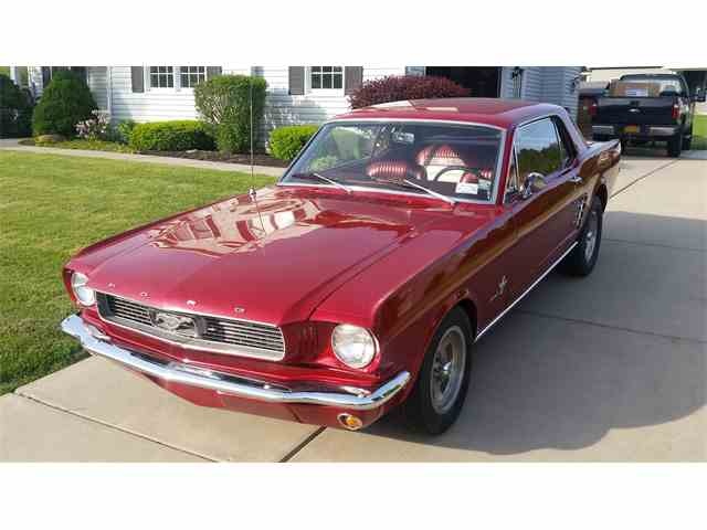 1966 Ford Mustang | 992833