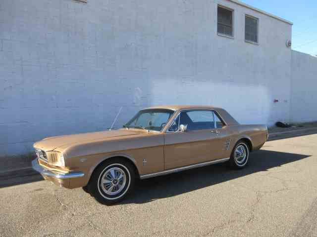 1966 Ford Mustang | 992835