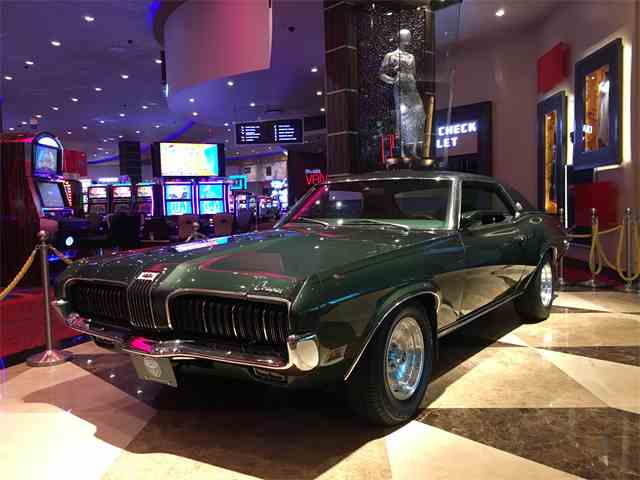 1970 Mercury Cougar XR7 | 992846