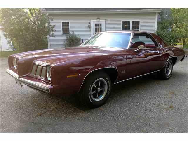 1973 Pontiac Grand Am | 992851