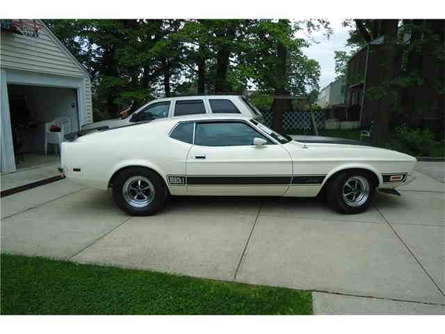 1973 Ford Mustang Mach 1 | 992857