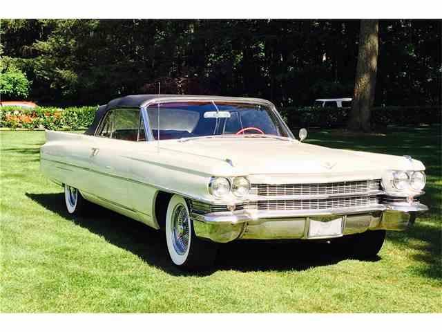 1963 Cadillac Series 62 | 992859