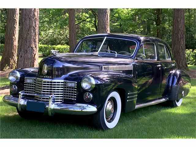 1941 Cadillac Series 62 | 992861