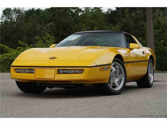 1990 Chevrolet Corvette | 992863