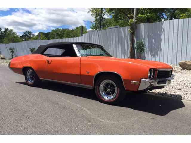 1972 Buick Gran Sport | 992865