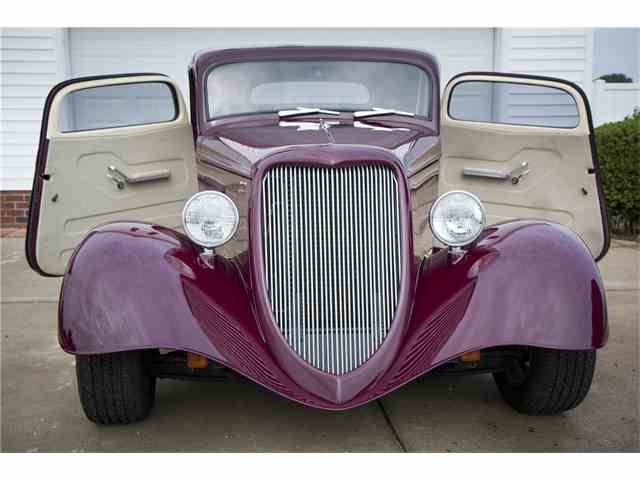 1934 Ford 3 Window | 992867
