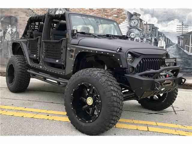2011 Jeep Wrangler | 992874