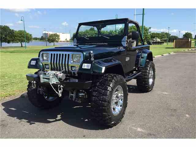 1991 Jeep Wrangler   992875