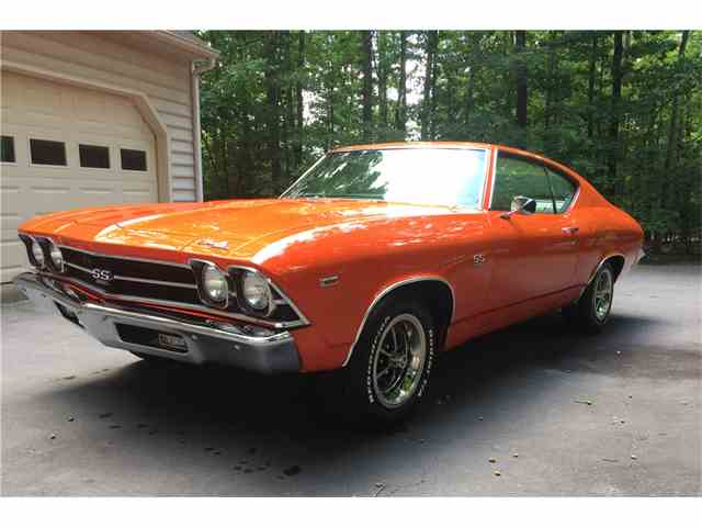 1969 Chevrolet Chevelle SS | 992876