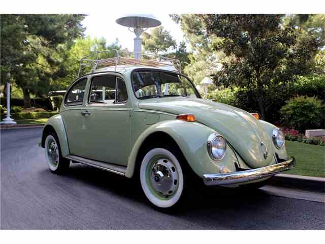 1968 Volkswagen Beetle   992880