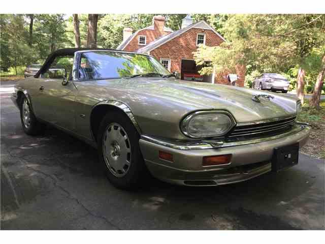 1996 Jaguar XJS | 992882