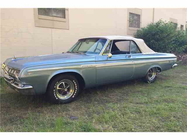 1964 Plymouth Fury | 992883