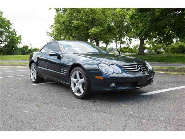 2005 Mercedes-Benz 500SL   992884