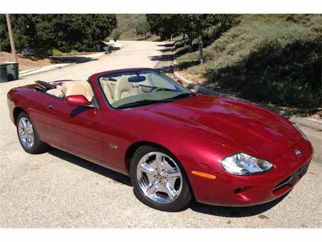 1998 Jaguar XK8 | 992888