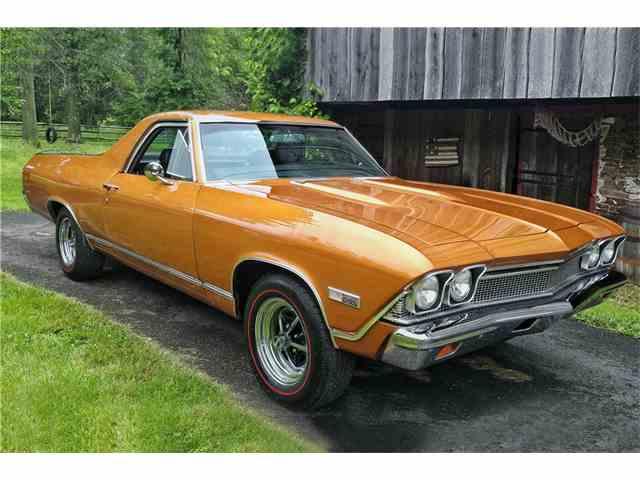 1968 Chevrolet El Camino | 992889