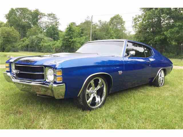 1970 Chevrolet Chevelle | 992890