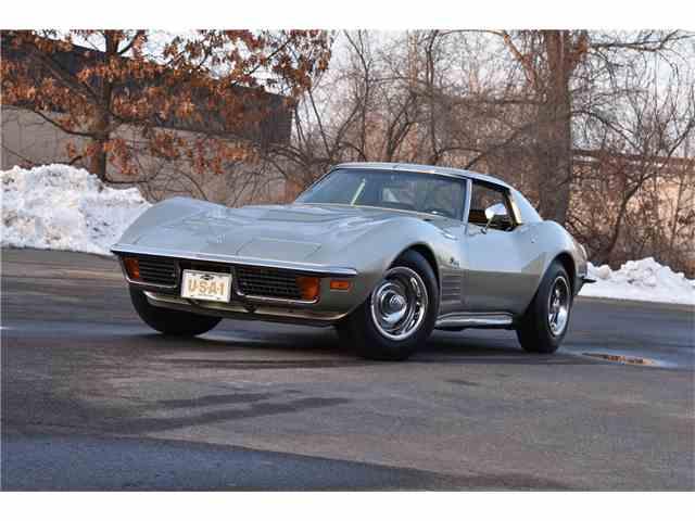 1972 Chevrolet Corvette | 992894