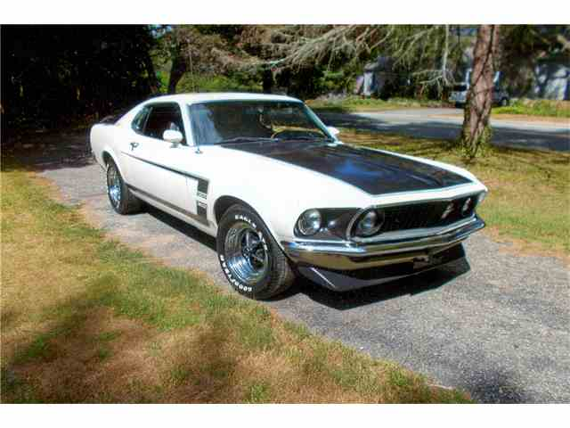 1969 Ford Mustang | 992899
