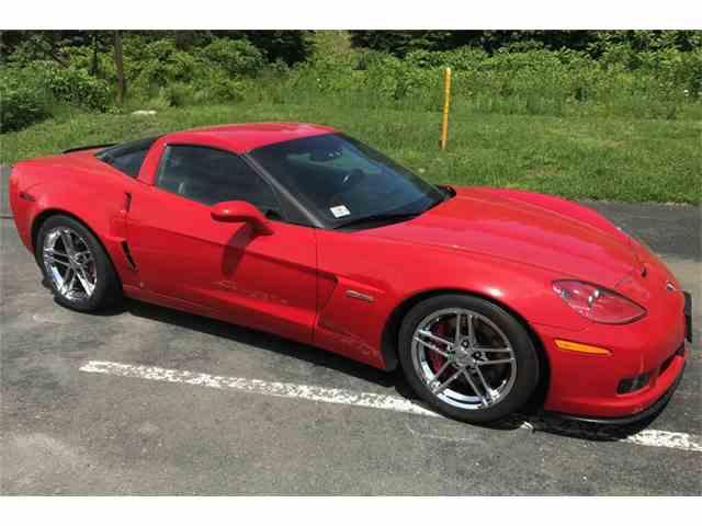 2008 Chevrolet Corvette | 992901