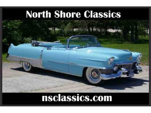1954 Cadillac Eldorado | 992911