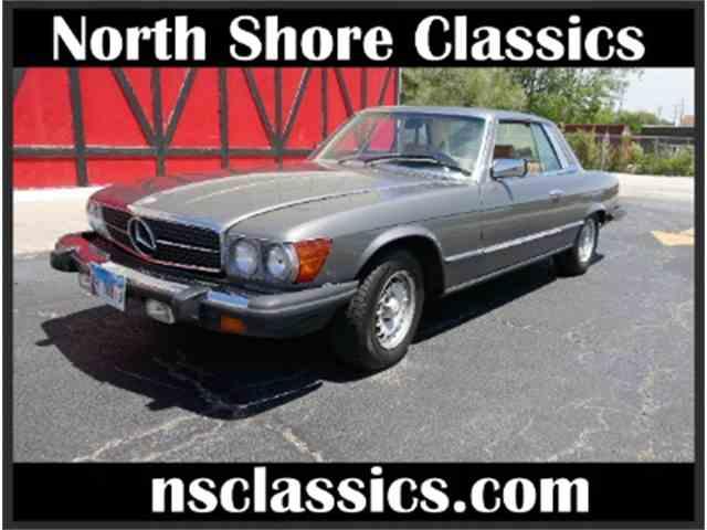 1981 Mercedes-Benz 380 | 992915