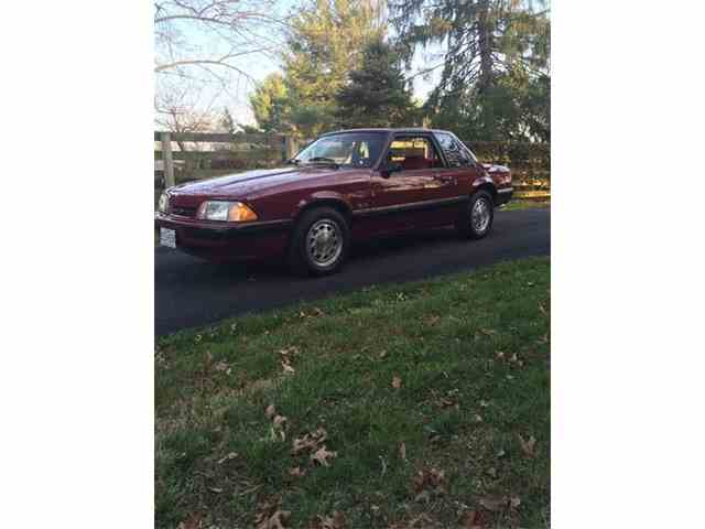 1989 Ford Mustang | 992918