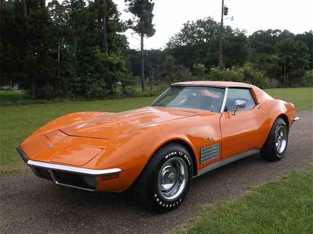 1970 Chevrolet Corvette | 990292