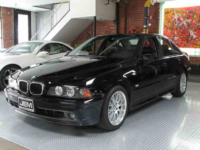 2001 BMW 5 Series | 992920