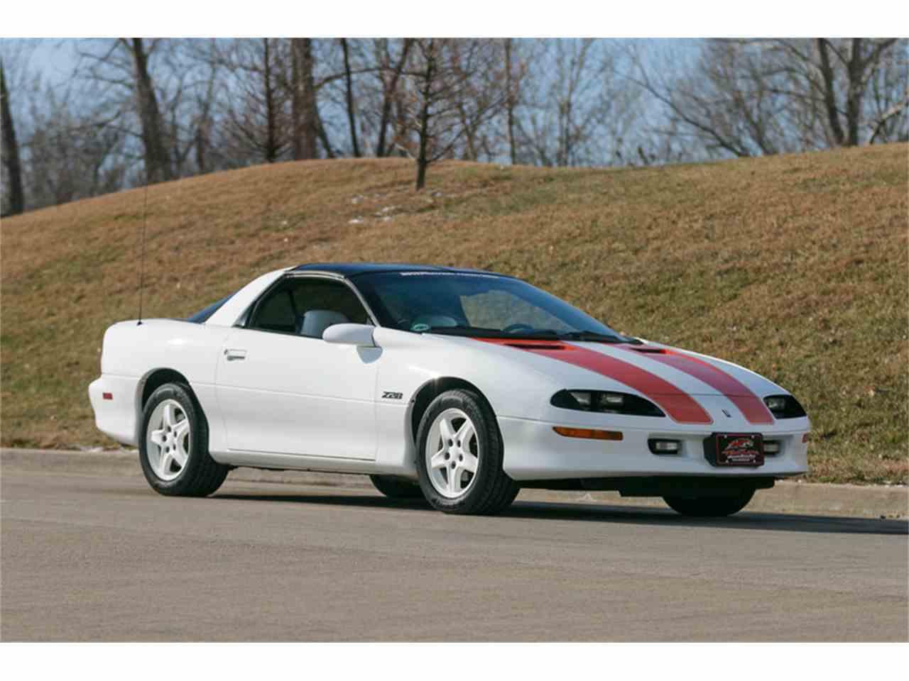1997 Chevrolet Camaro for Sale | ClassicCars.com | CC-992921