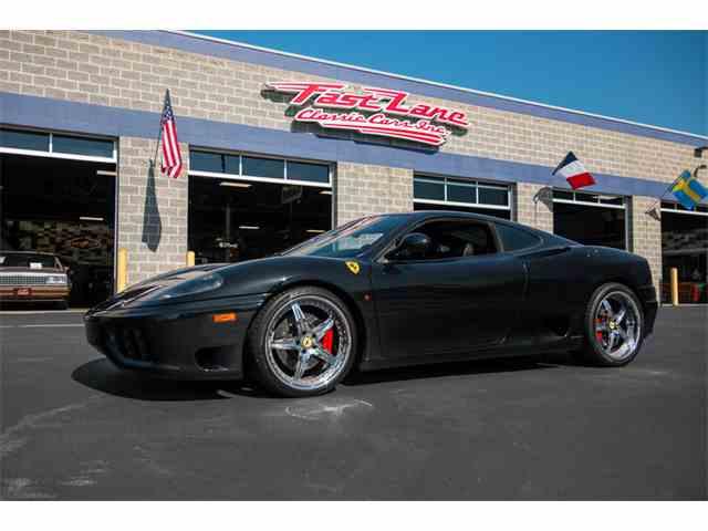 2003 Ferrari 360 | 992924