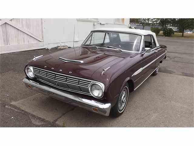 1963 Ford Falcon Futura | 992929