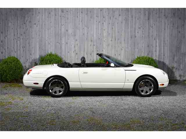 2003 Ford Thunderbird | 992930
