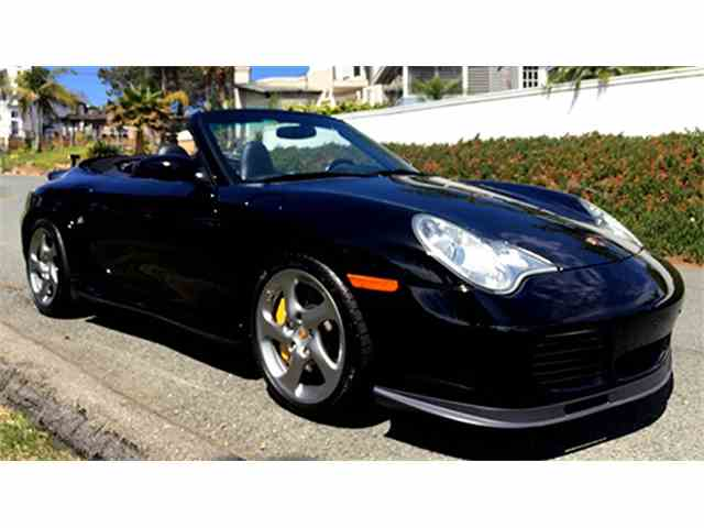2005 Porsche 911 Turbo S Cabriolet | 992932