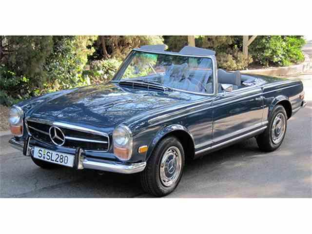 1971 Mercedes-Benz 280SL | 992934
