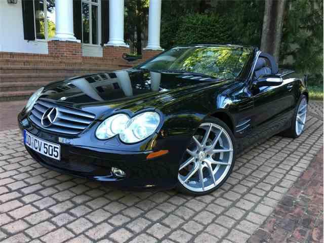 2006 Mercedes-Benz SL500 | 992937