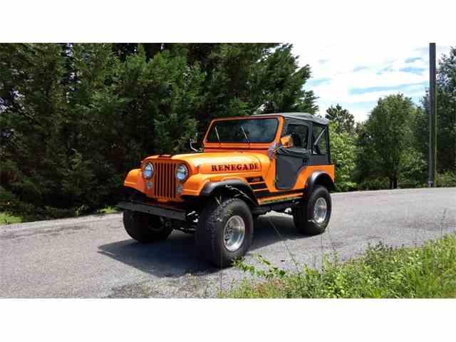 1979 Jeep CJ5 | 992940
