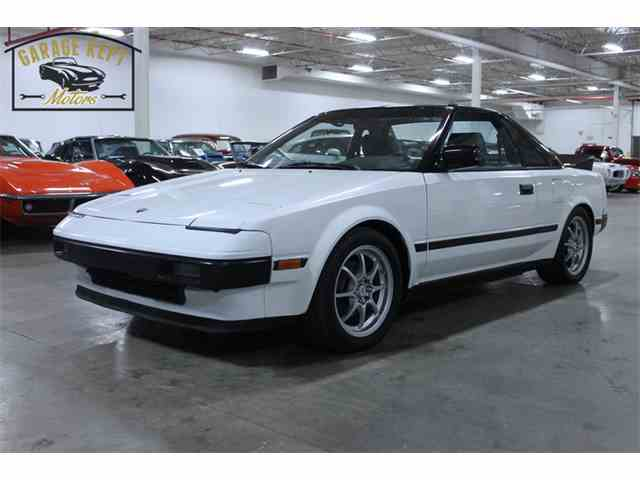 1985 Toyota MR2 | 992943