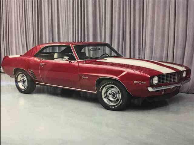 1969 Chevrolet Camaro | 990295