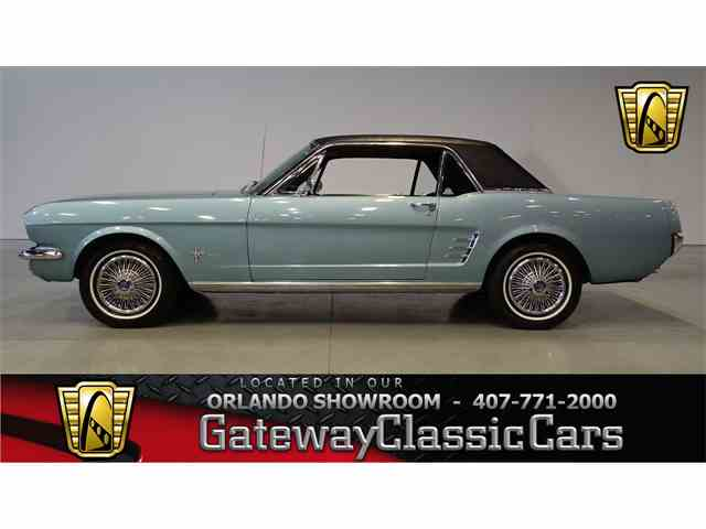 1966 Ford Mustang | 992950