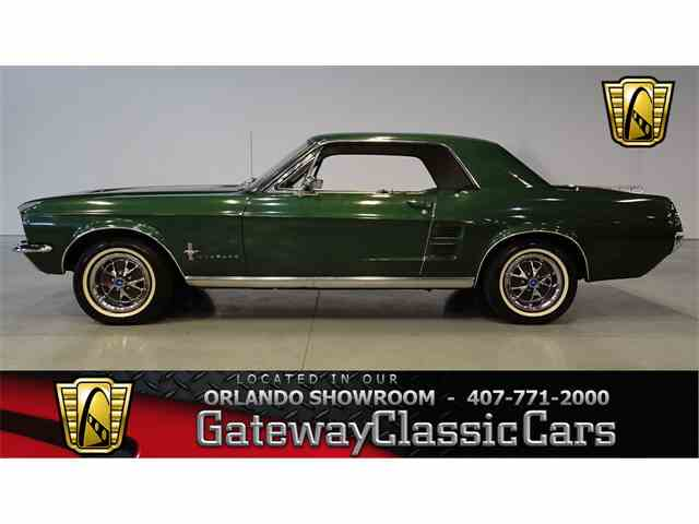 1967 Ford Mustang | 992951