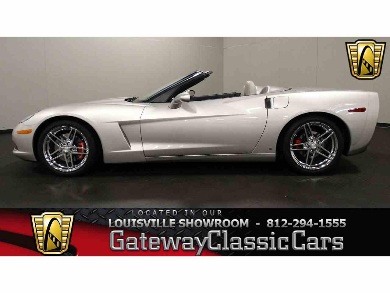2006 Chevrolet Corvette for Sale - CC-992954