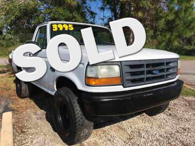 1995 Ford F150 | 992956