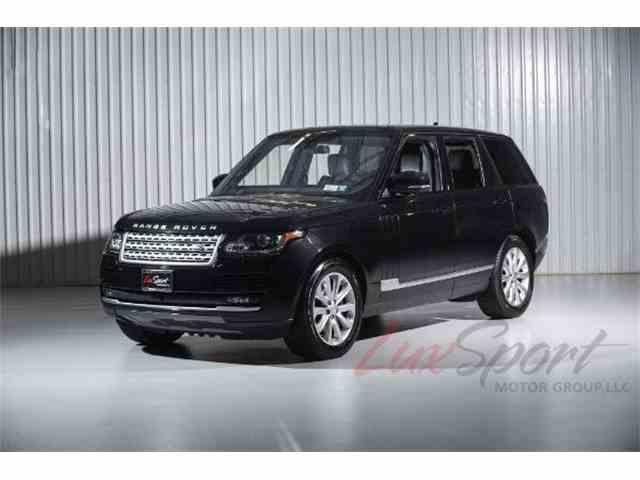 2016 Land Rover Range Rover HSE | 992961