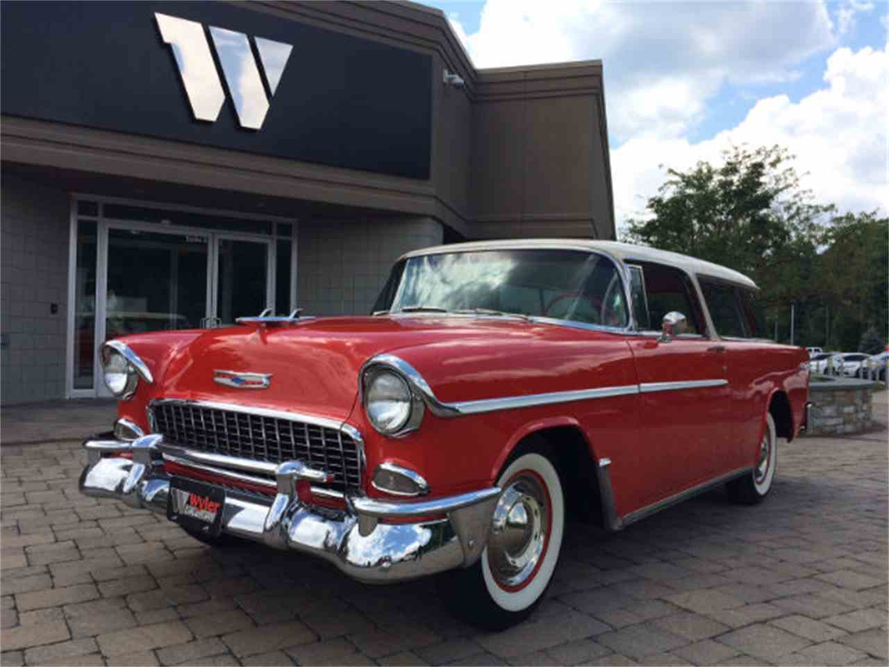 1955 Chevrolet Nomad for Sale on ClassicCars.com